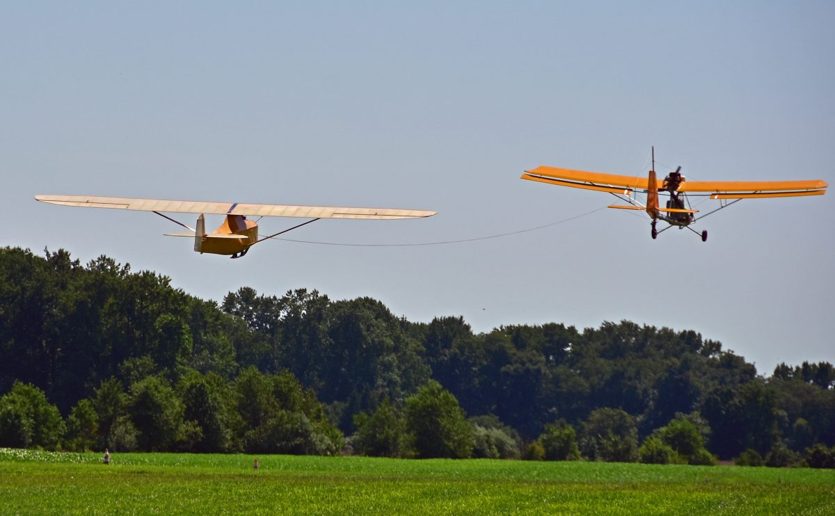 2017 Vintage Sailplane Association Glider Rally
