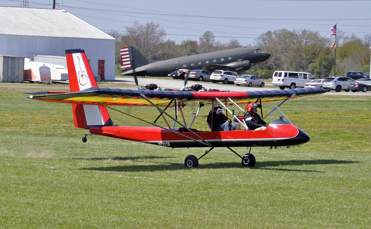 Massey Aerodrome – first in AOPA-Aviat Hidden Gem Airport Contest