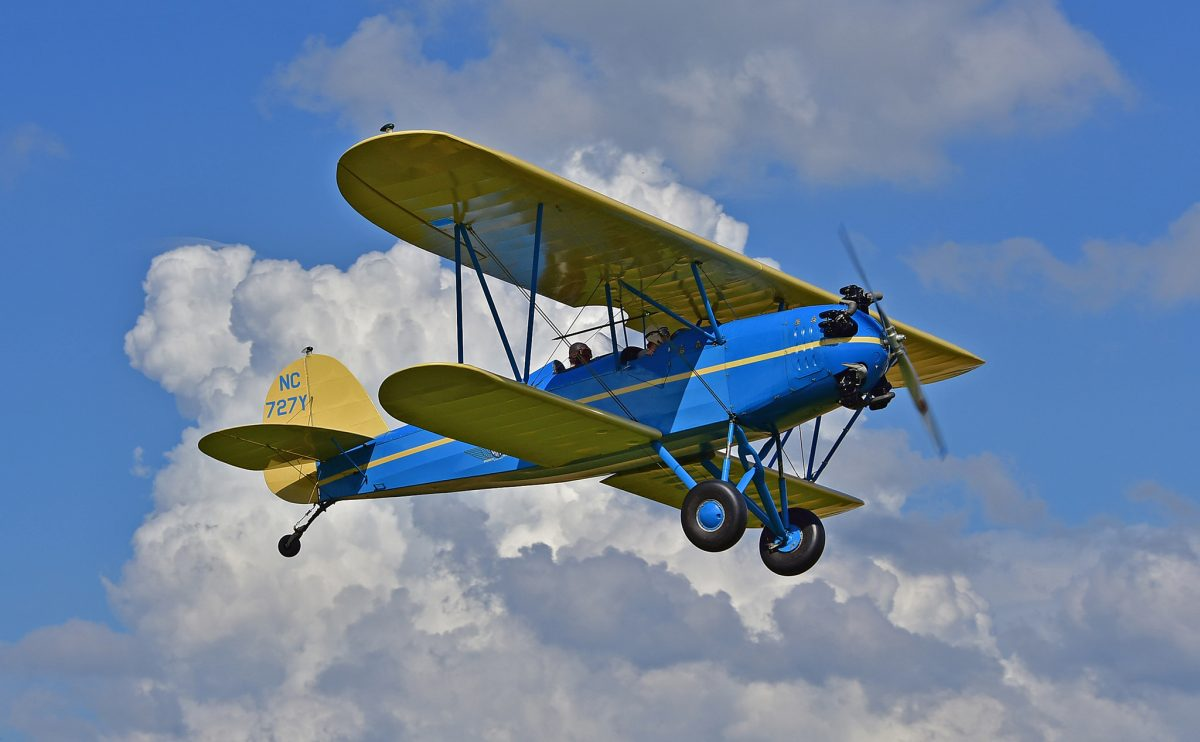 46th Potomac Antique Aero Squadron Antique Airplane Fly-In