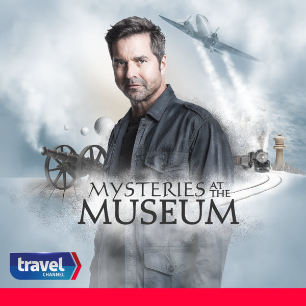 "Massey Air Museum on Travel Channel series ""Mysteries at the Museum"""