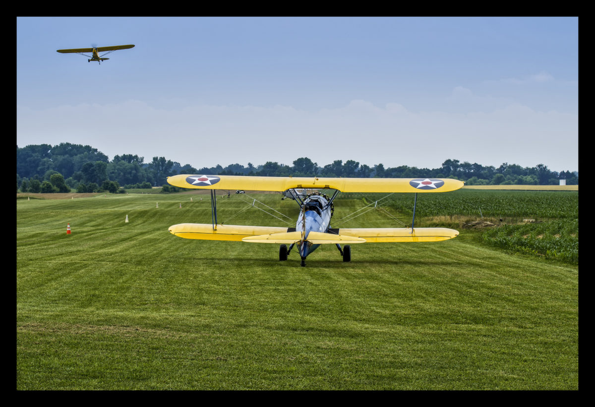 2018 Antique Airplane Fly-In