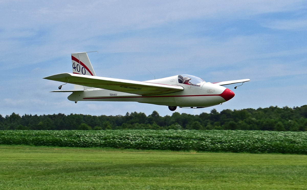 2018 Vintage Sailplane Rally at Massey